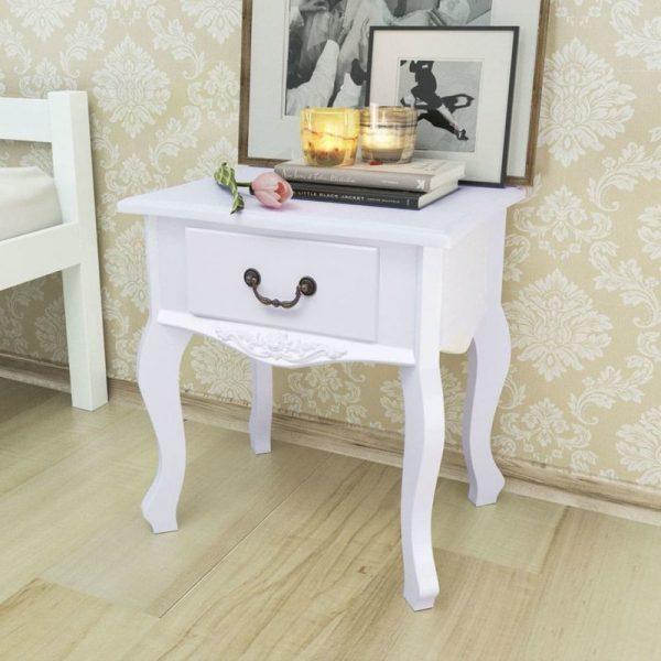 Alfortville Bedside Table