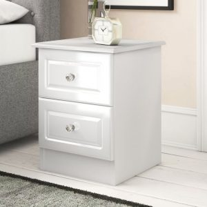 Aquamarine Bedside Table