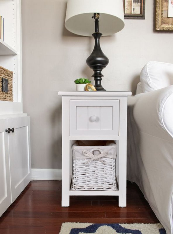 Cottleville Bedside Table