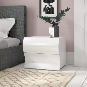 Hillview Bedside Table