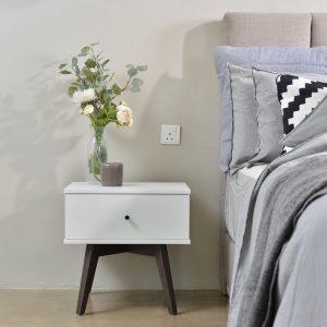 Long Eaton Bedside Table