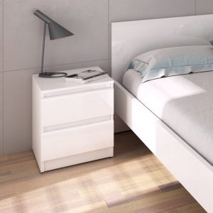 Naia Bedside Table