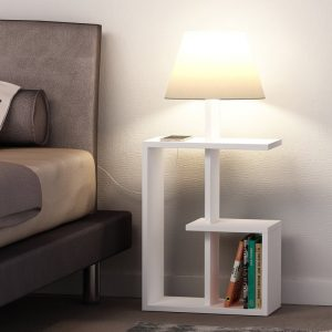 Pauline Bedside Table