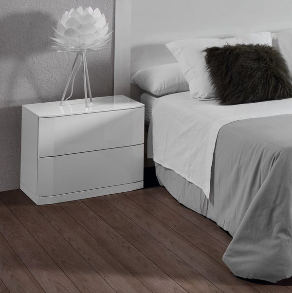 Storey Bedside Table