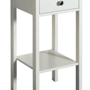 White Tall Bedside Tables