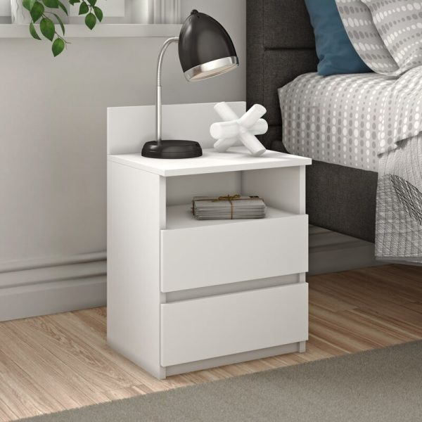 Abril Bedside Table