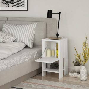 Atharv Bedside Table