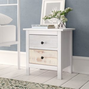 Delao Bedside Table