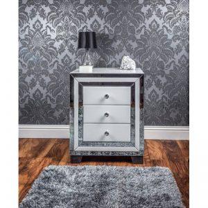 Della Bedside Table