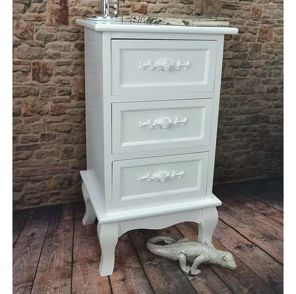 Dominique Bedside Table